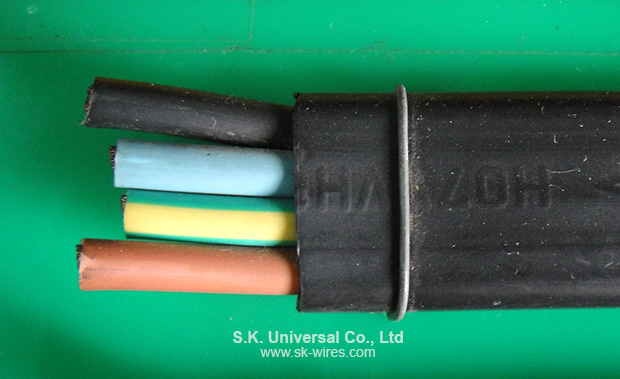 PVC-Flat Cable