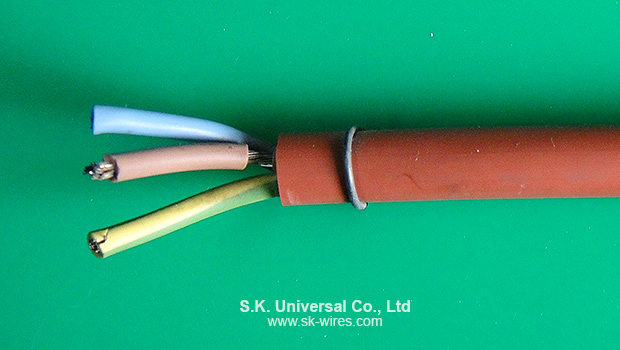 SIHF Heat Resistant Wire
