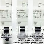 5SJ61 16A เซอร์กิตเบรกเกอร์ (MCB) SIEMENS