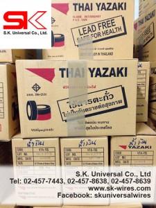 ผ้าเทปพันสายไฟ ThaiYazaki